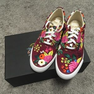 Rifle Paper Co. x Keds Sneakers